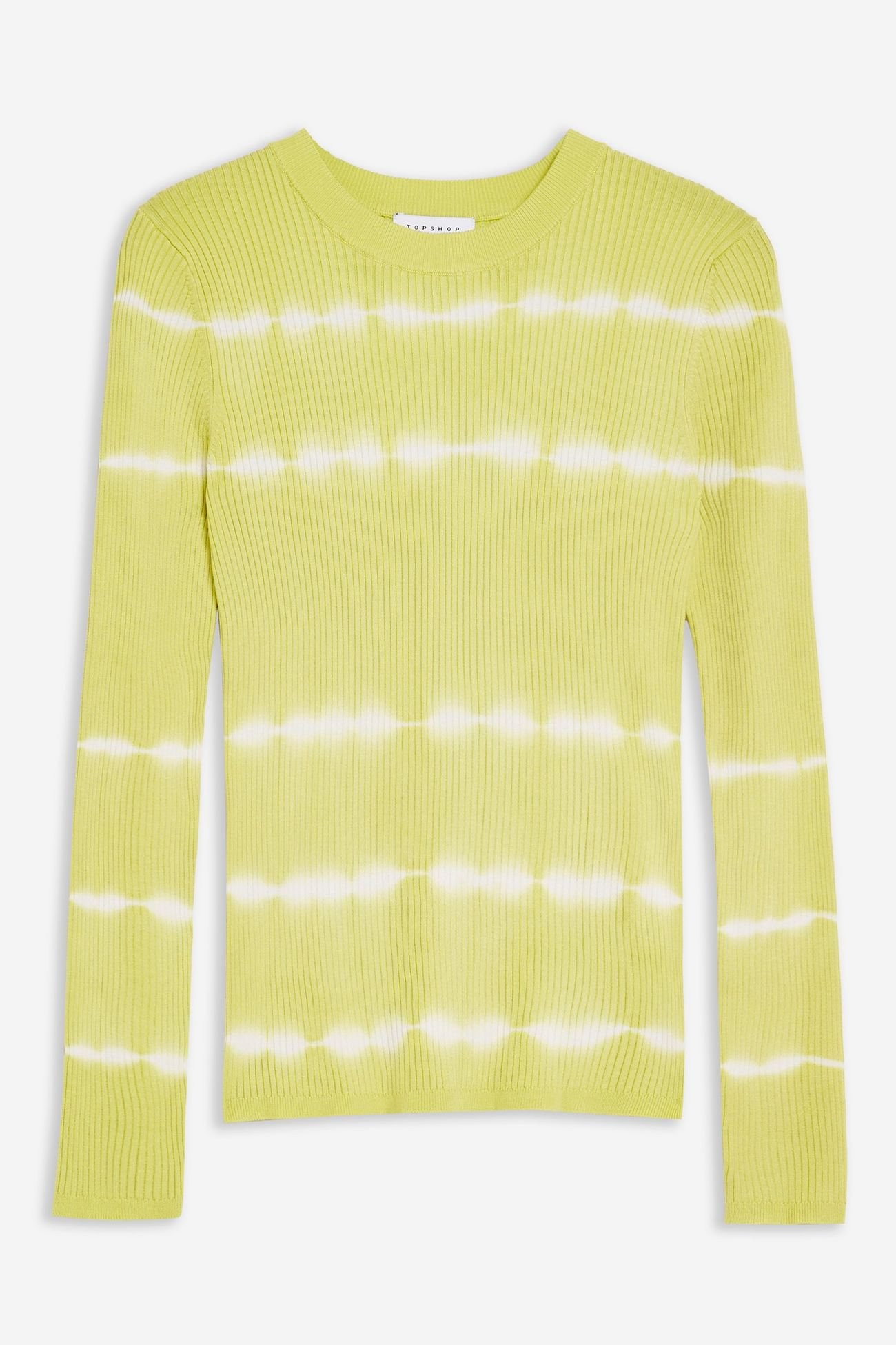 Tie Dye Knitted Top | Topshop