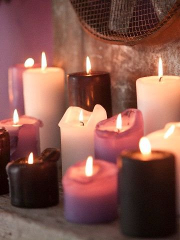 Candles - Witch Aesthetic