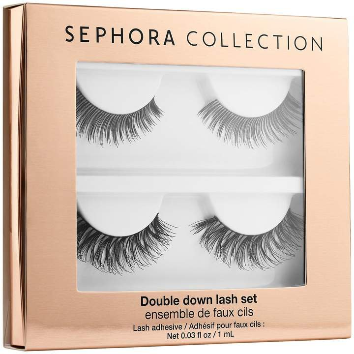 Collection COLLECTION - Double down lash set