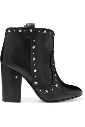 Pete studded leather ankle boots | LAURENCE DACADE | Sale up to 70% off | THE OUTNET