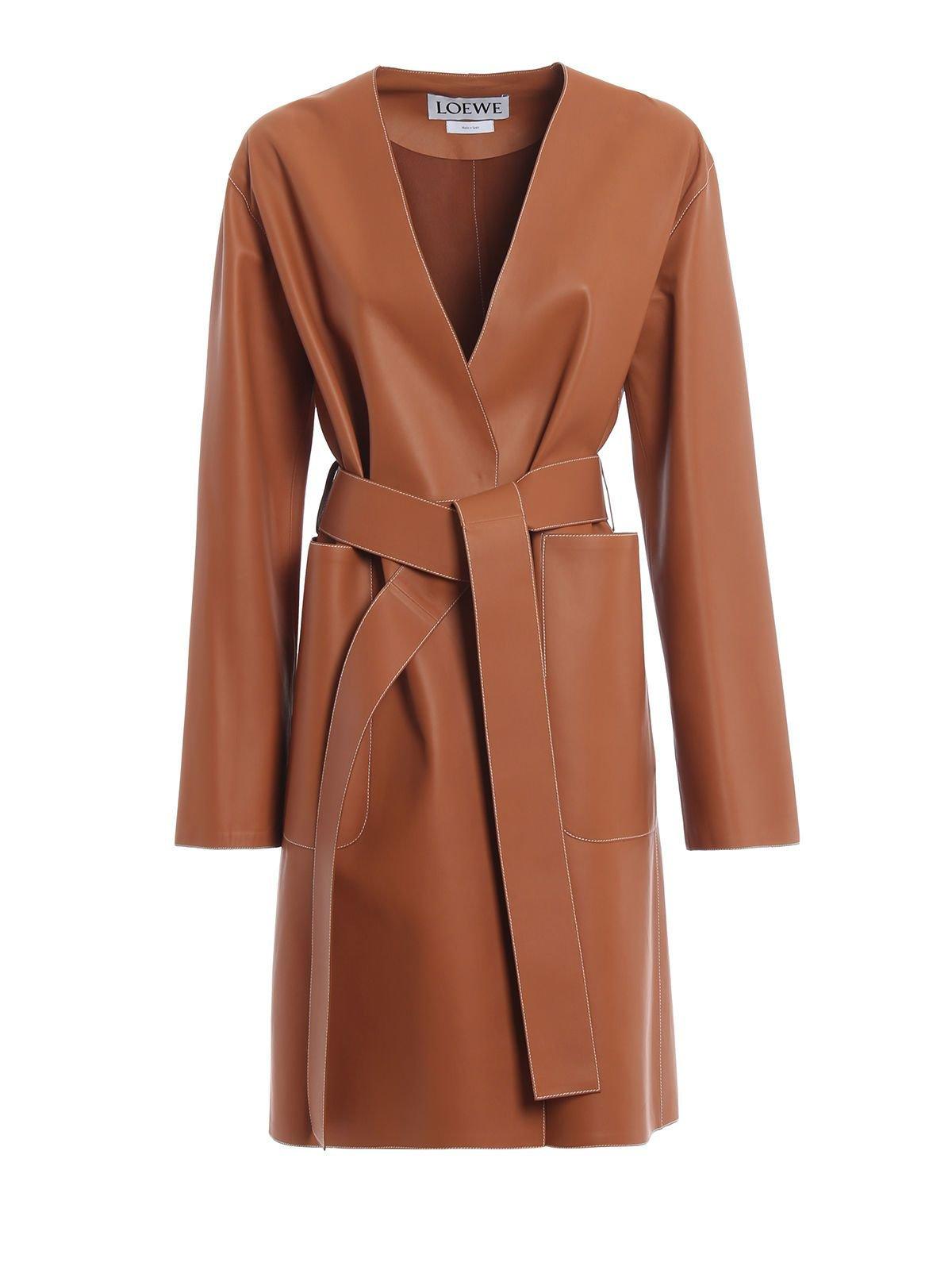 Loewe Loewe Stitched Coat