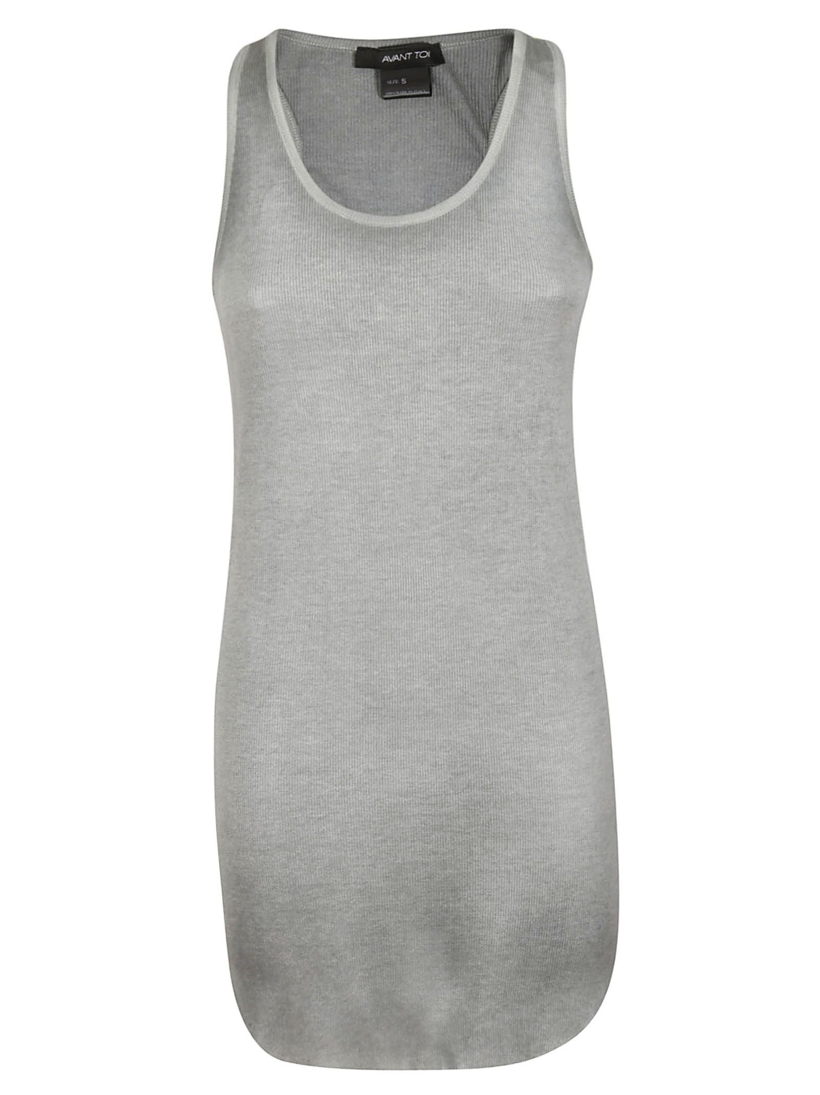 Avant Toi Knitted Tank Top