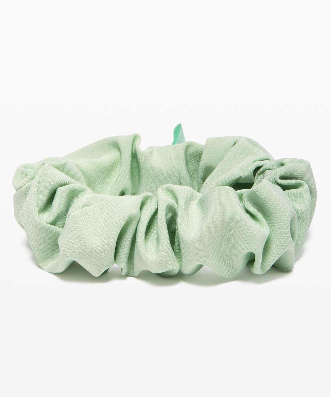 Lululemon Uplifting Scrunchie - Mystic Mint - lulu fanatics