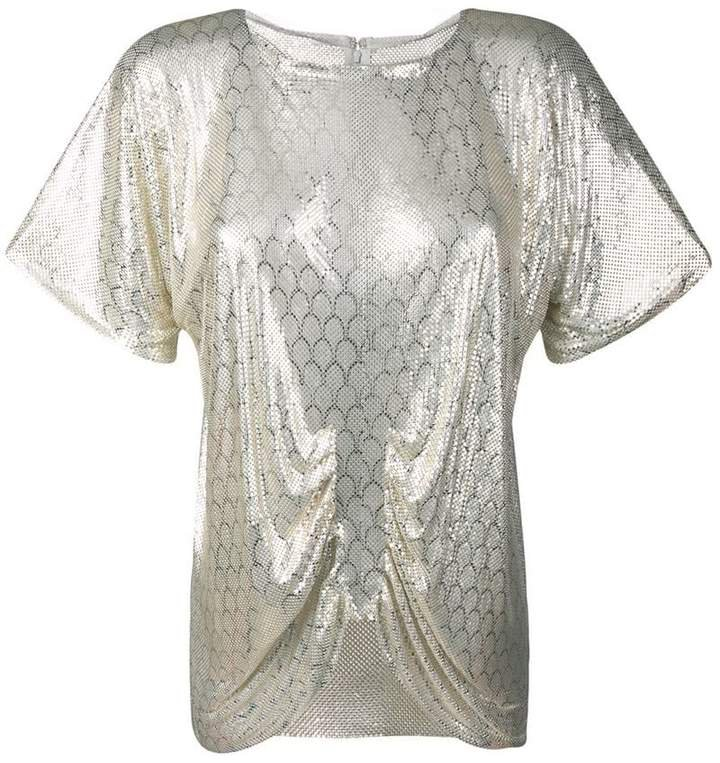 Katheleys Pre-Owned 1970's Disco blouse