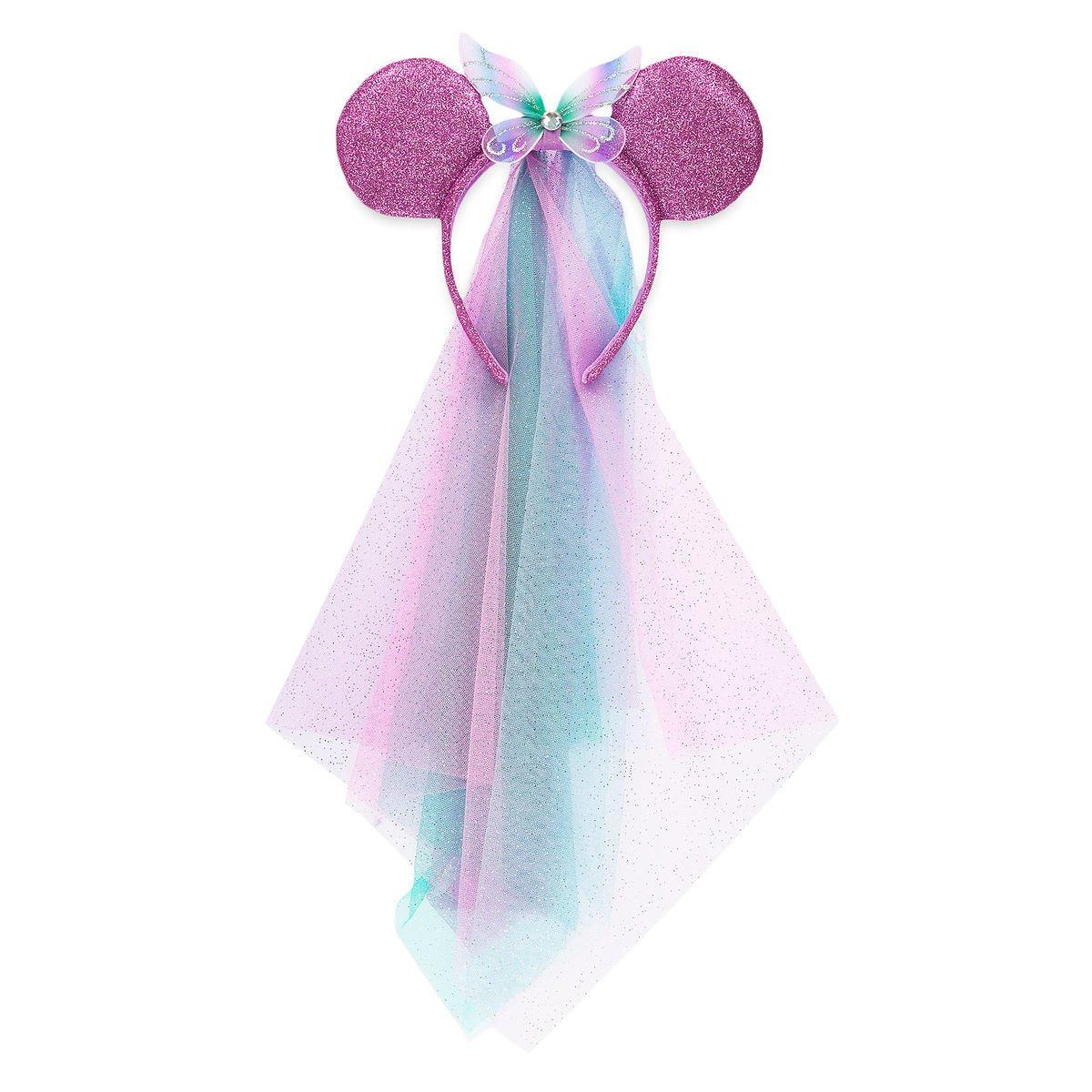 Minnie Mouse Fairy Wings Headband | shopDisney