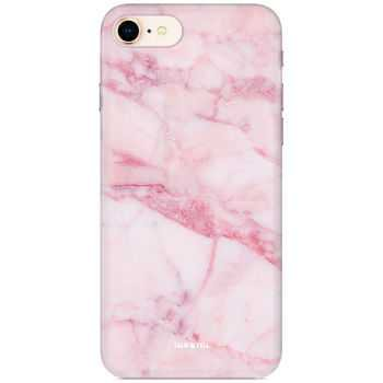 pastel pink marble iphone case by talk & tell | notonthehighstreet.com