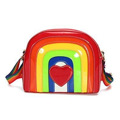 rainbow purse - Google Search