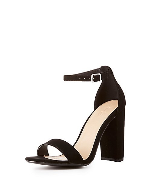 Nice Black Heel
