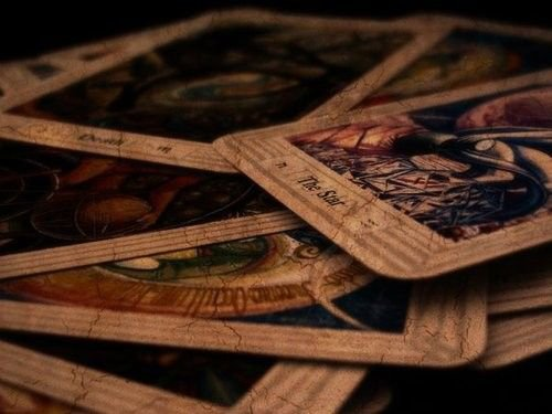 Tarot - Witch - Aesthetic
