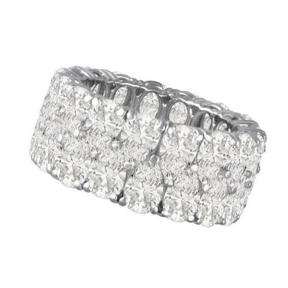 hopard eternity diamond ring
