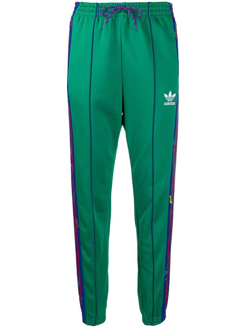 Adidas Calça Esportiva Floral - Farfetch