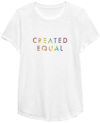 Pride 2019 Created Equal T-Shirt (Women's Sizes)