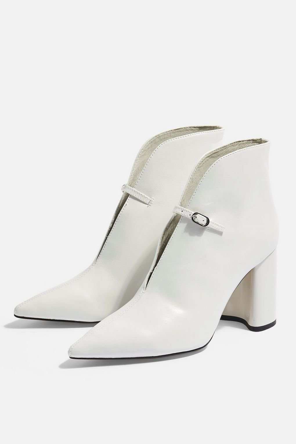 HALO High Ankle Boots - Boots - Shoes - Topshop USA