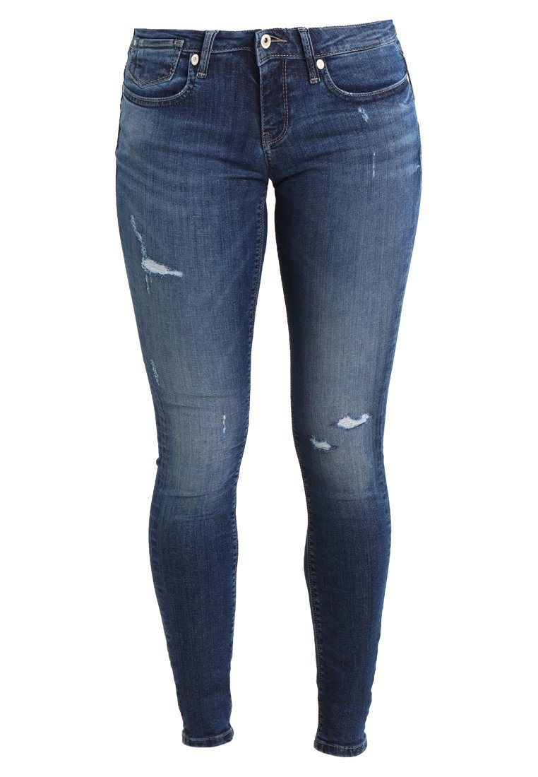 ONLCORAL CUT - Jeans Skinny Fit