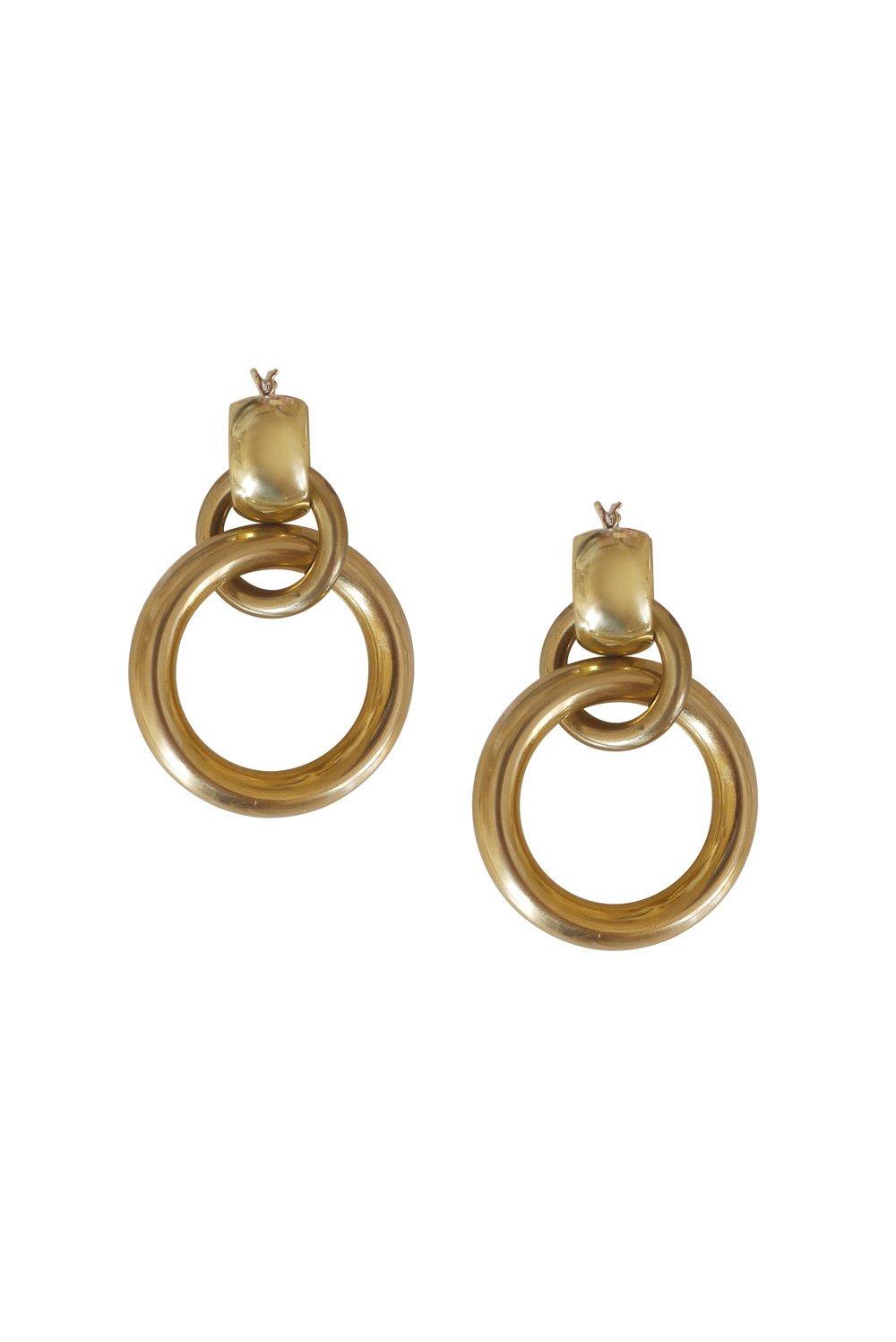 Amara Earrings — Laura Lombardi Jewelry