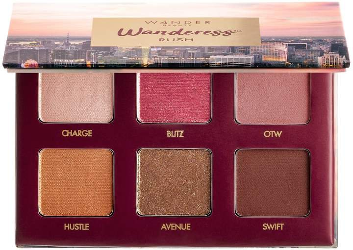 Wander Beauty - Wanderess Rush Eyeshadow Palette