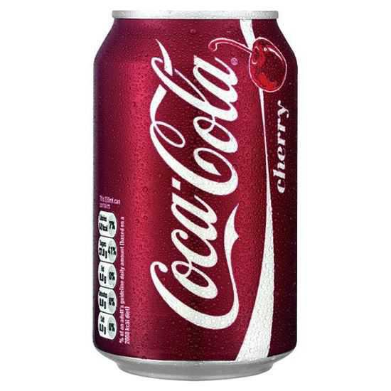 Cherry Coke (Soda)