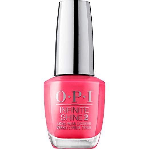 OPI Infinite Shine, Strawberry Margarita