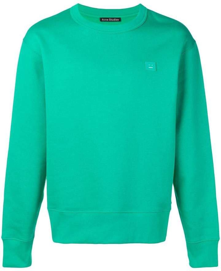 regular-fit sweatshirt