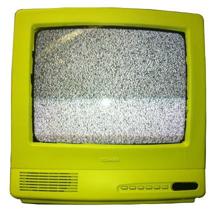 lime green filler png tv
