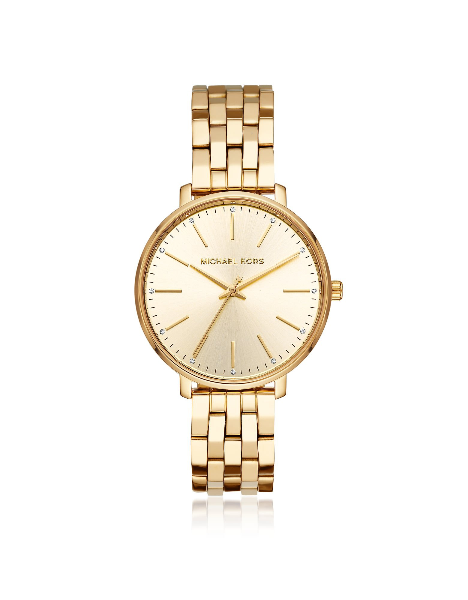 Michael Kors Pyper Gold Tone Watch
