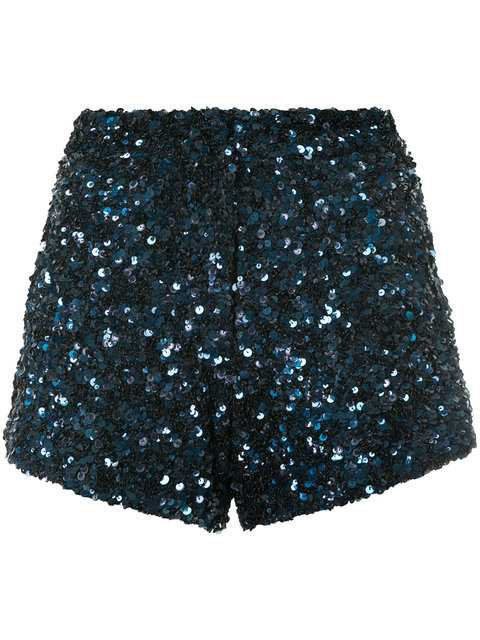 $955 Manish Arora Two Tone Shorts - Shop Online - Fast AU Delivery, Mobile Friendly