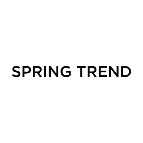 Spring Trend text