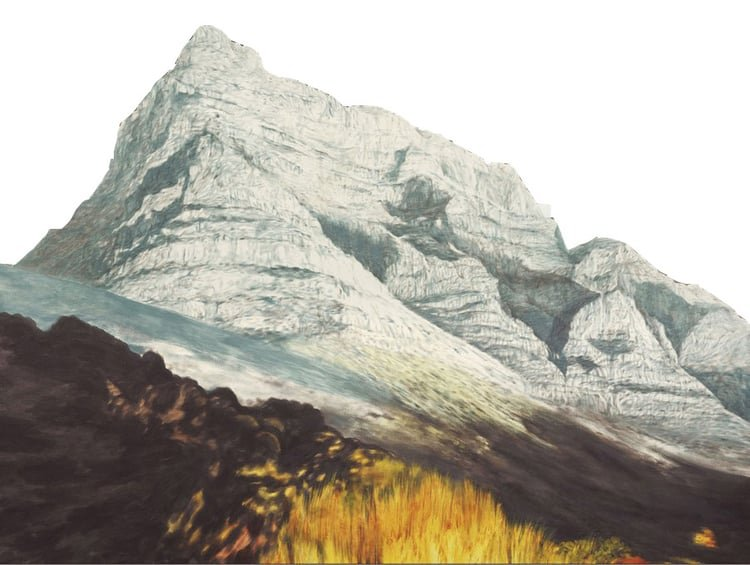 Image about mountain in png stuff 🎈🌷 by kira on We Heart It