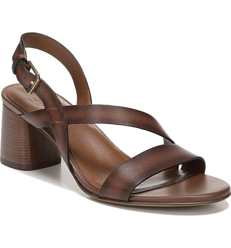 Naturalizer Arianna Block Heel Sandal (Women)   Nordstrom