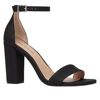 Black Sandal Heel