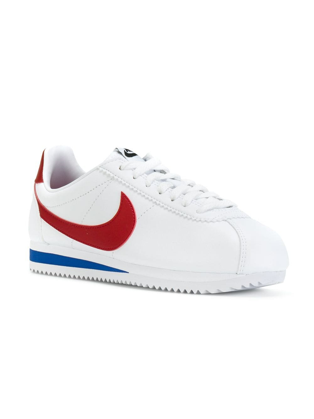 Nike Tênis De Couro 'Classic Cortez' - Farfetch