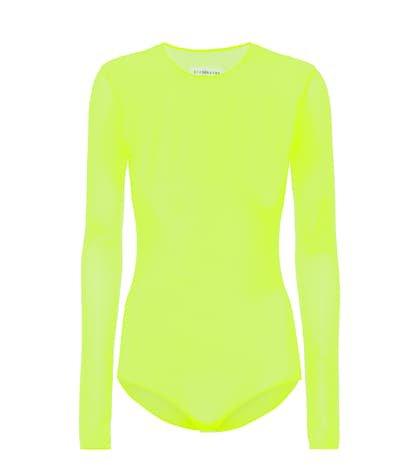 Neon bodysuit