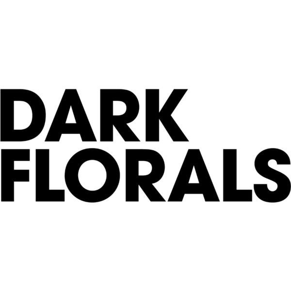 dark florals text - Google Search
