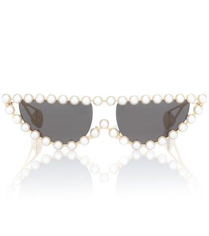Hollywood Forever cat-eye sunglasses