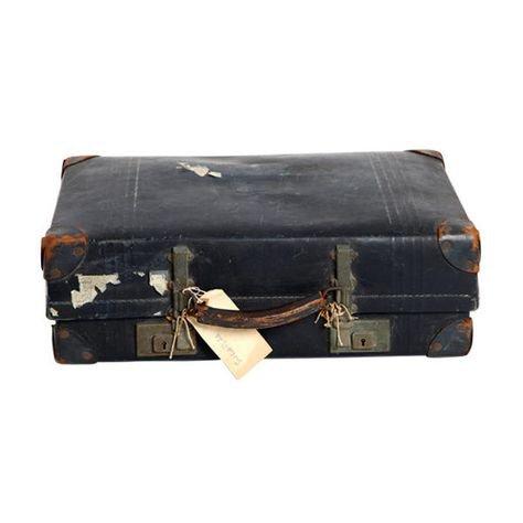 black leather suitcase png filler mood