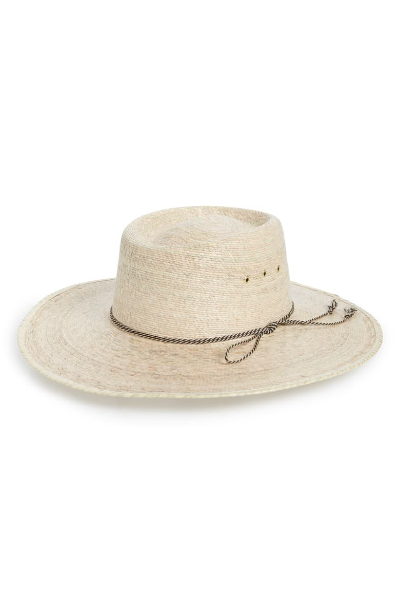 L Space Wayne Wide Brim Straw Hat | Nordstrom