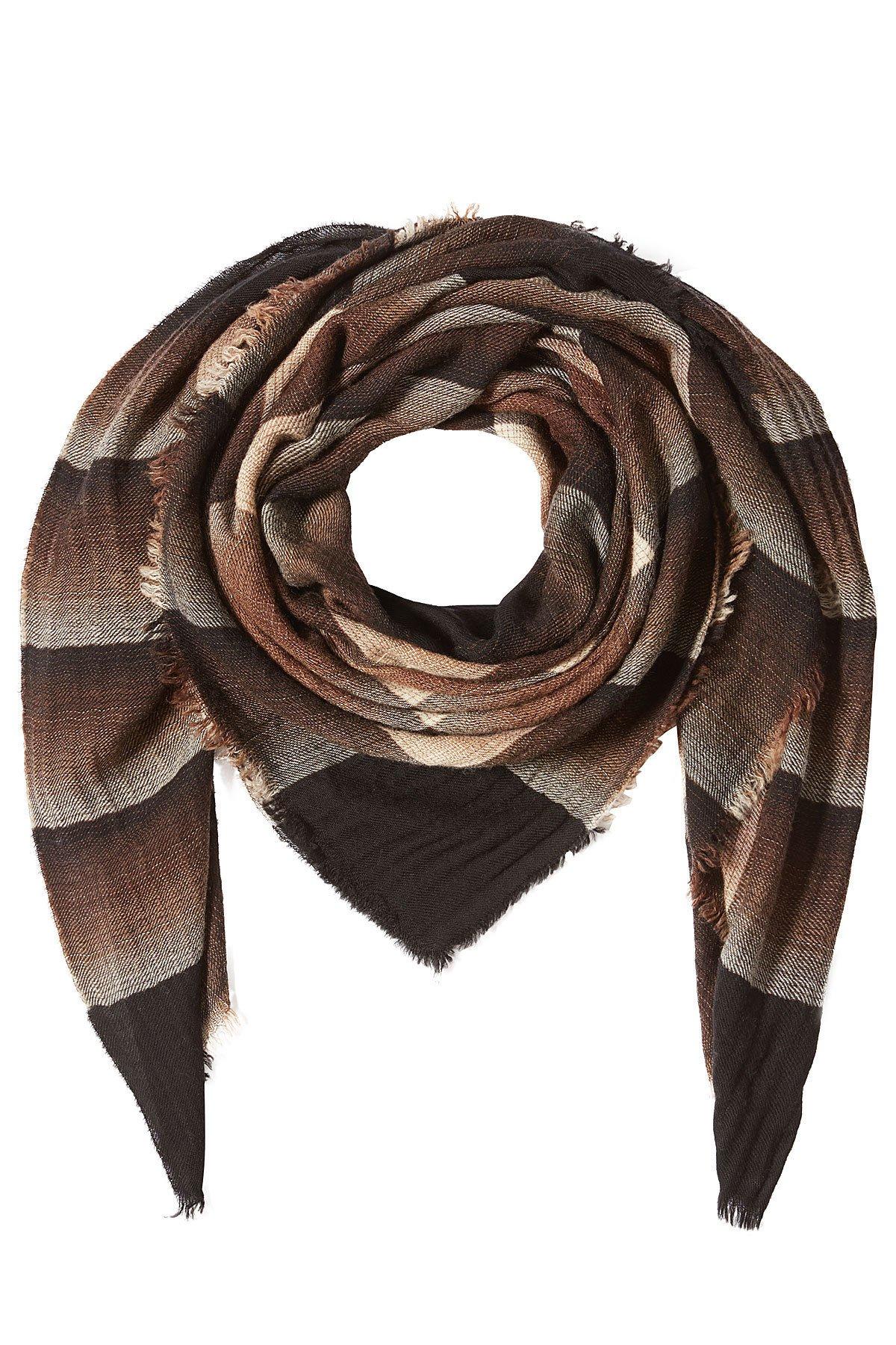 Virgin Wool Scarf Gr. One Size