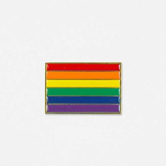 Gay Fag pin
