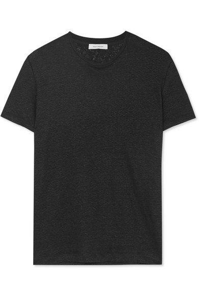 Ninety Percent | T-Shirt aus Leinen-Jersey | NET-A-PORTER.COM