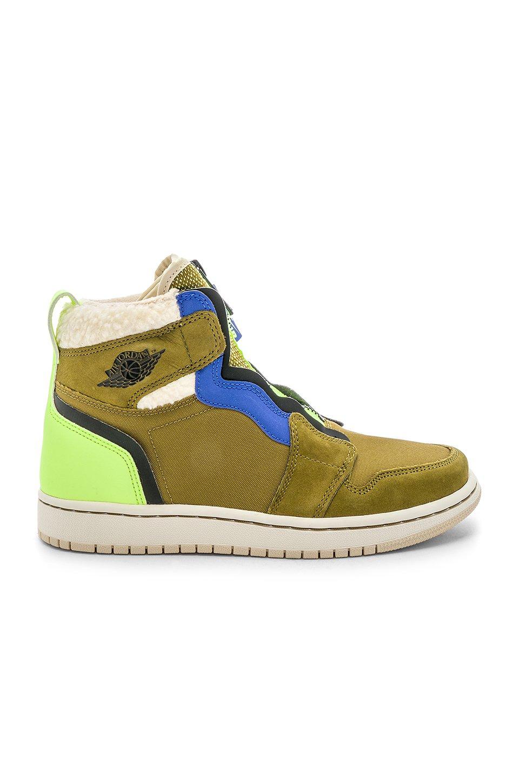 AJ 1 High Zip Premium Sneaker