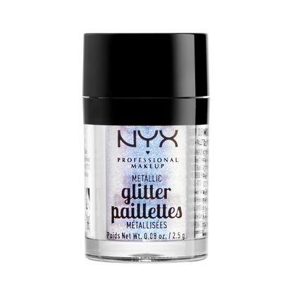 Metallic Glitter   NYX Professional Makeup
