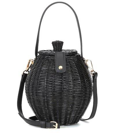 Tautou Basket shoulder bag