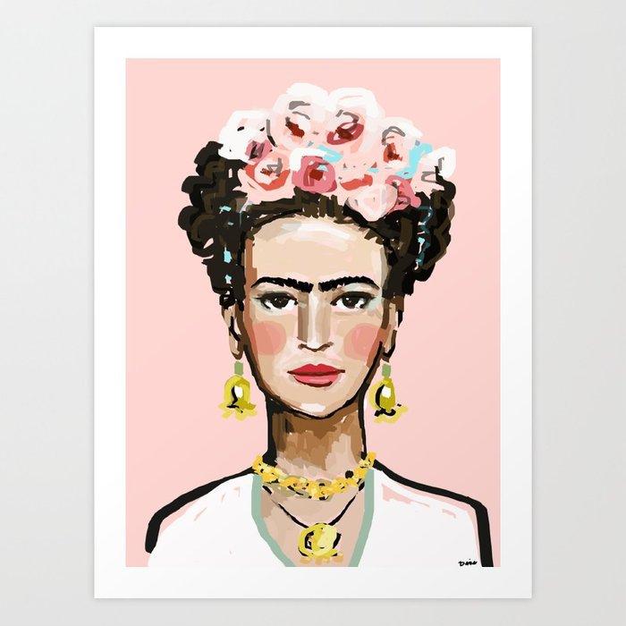 Frida Khalo Painting Art