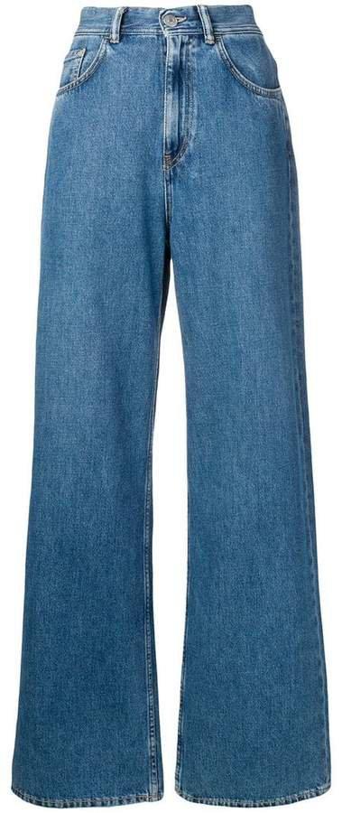 Haikure wide-leg jeans
