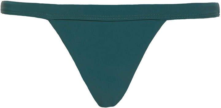 Low-Rise Banded Bikini Bottom