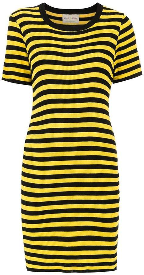 Andrea Bogosian striped dress
