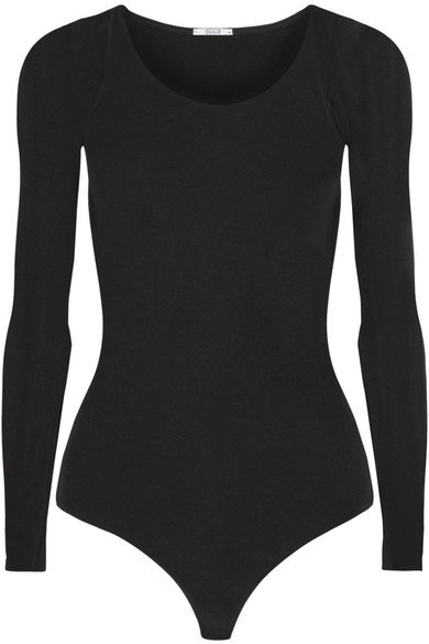 Wolford | Buenos Aires stretch-jersey thong bodysuit | NET-A-PORTER.COM