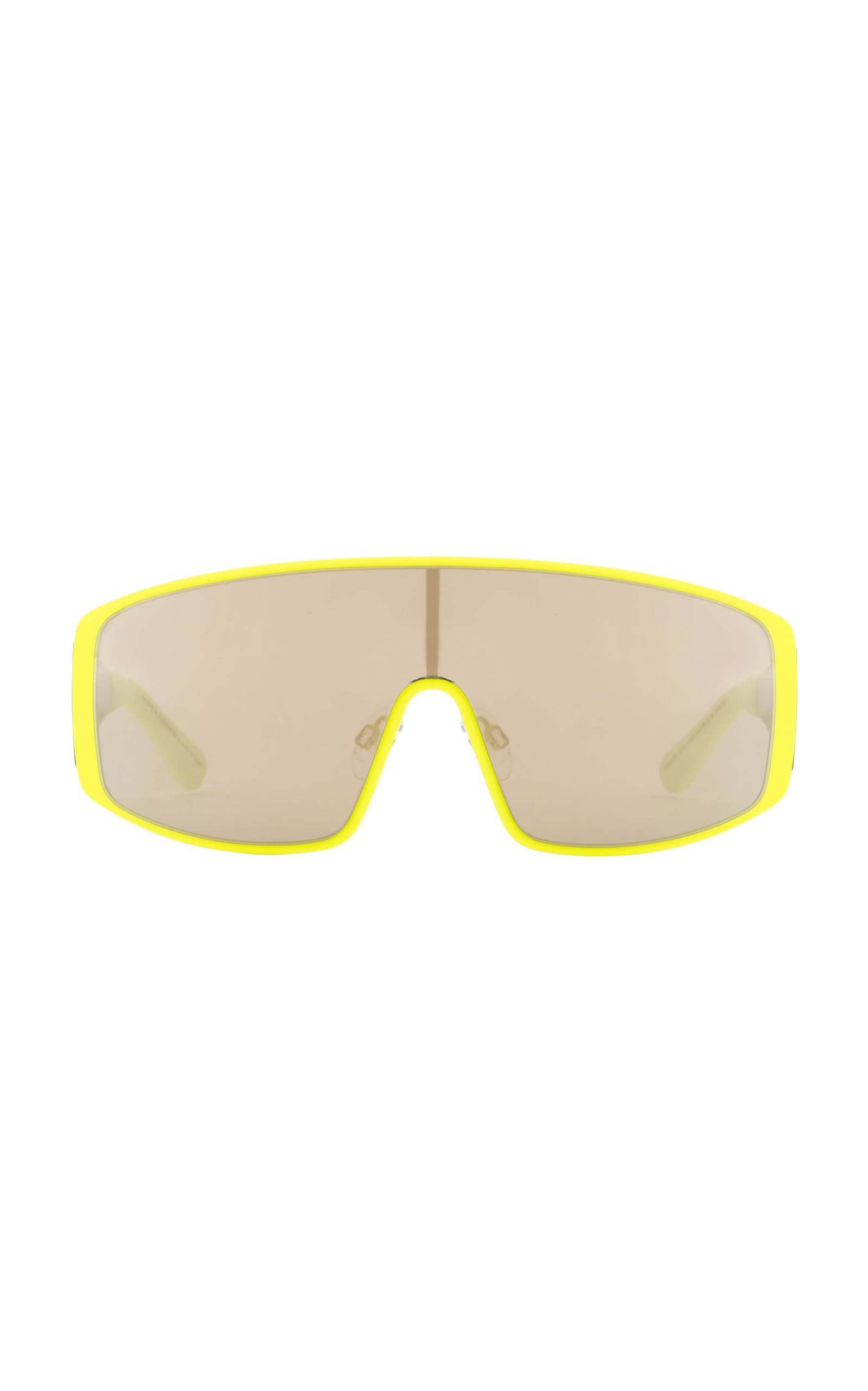 Carolina Lemke x Kim Kardashian West Gemini D-Frame Acetate Sunglasses