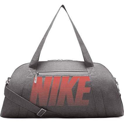 Amazon.com: Nike Women's Gym Club Training Duffel Bag (Atmosphere Grey/Atmosphere Grey/Rush Coral, One Size): Sports & Outdoors