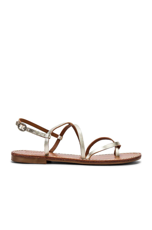 Zoe Strappy Sandal